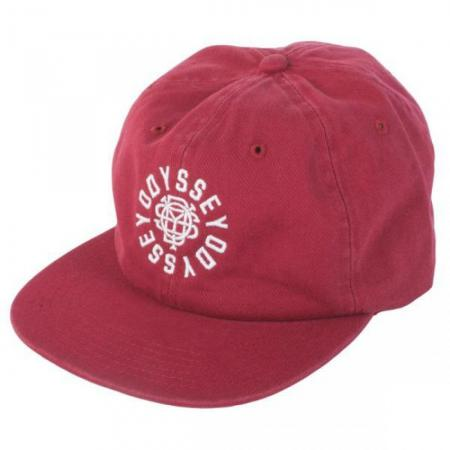 Cap Odyssey Central Unstructured Hat Red